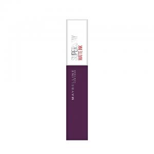 les plus beaux rouges à lèvres de l'automne 2017 : Maybelline Rouge à lèvres Liquide Mat Superstay Matte Ink