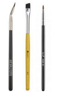 Pinceaux à maquillage : Pinceaux pour eyeliner