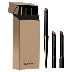 nouveautés maquillage Sephora : set de rouges à lèvres Confession Refilable Lipstick de Hourglass