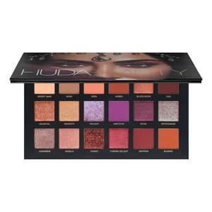 nouveautés maquillage Sephora : palette Desert Dusk Eyeshadow de Huda Beauty