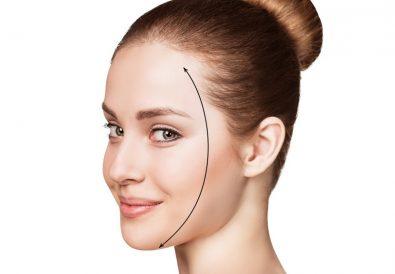 maquiller un visage ovale