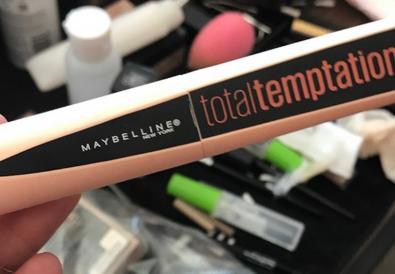 mascara Total Temptation Maybelline