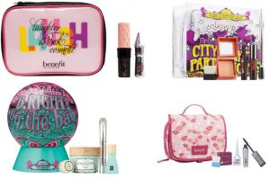 collections Maquillage pour Noël : Benefit