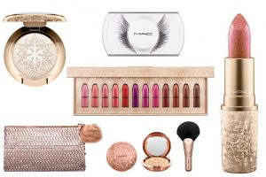 collections Maquillage pour Noël : Mac Snow Ball