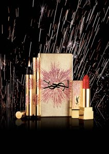 collections Maquillage pour Noël : Yves Saint Laurent Dazzling Lights