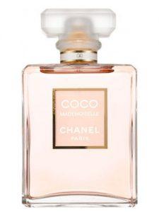 parfums pour le Noël 2017 : Coco Mademoiselle de Chanel