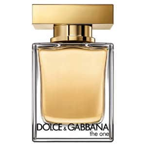 parfums pour le Noël 2017 : The One de Dolce & Gabbana
