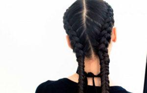 quelle coupe porter en fonction de la nature de ses cheveux : tresses boxer braids