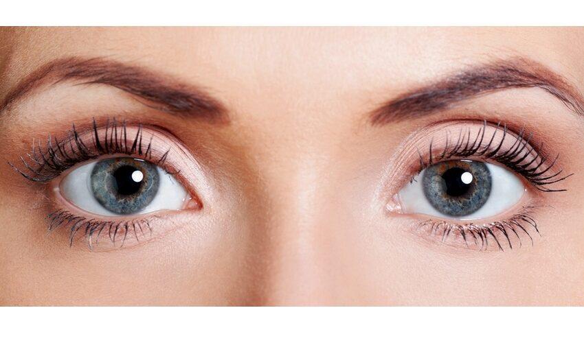 maquiller des yeux ronds