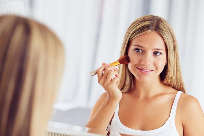 maquillage peau sèche