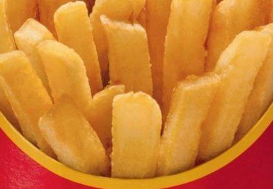 frites du McDo bonnes pour nos cheveux