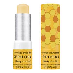 soins spécial grand froid : stick gommant au miel de Sephora