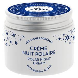 soins spécial grand froid : crème de nuit Polaar