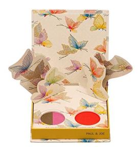 produits beauté repérés sur Amazon : Paul & Joe - Palette Floral Nectar