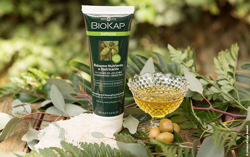 Baume nourrissant Biokap
