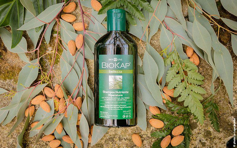 Shampoing Biokap nourrissant et réparateur