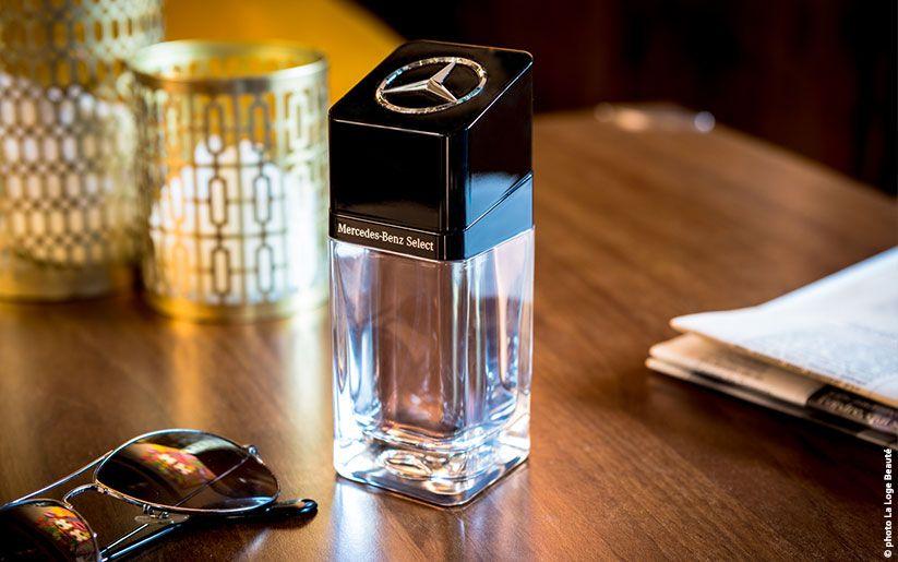 Le parfum de mon chéri : Mercedes-benz select
