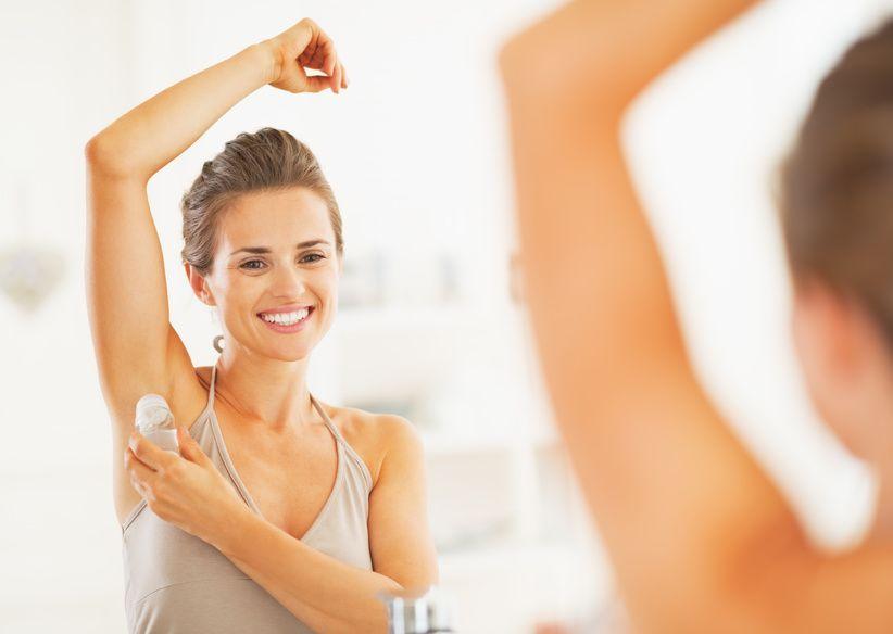 déodorants sans sels d'aluminium