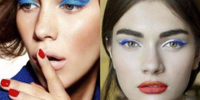 maquillage équipe de france