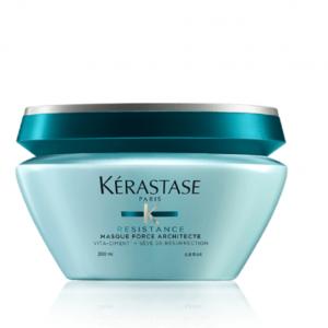 Resistance masque ultime de KERASTASE, cheveux fourchus