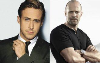 Coupe de cheveux Homme : Jason Statham et Ryan Gosling