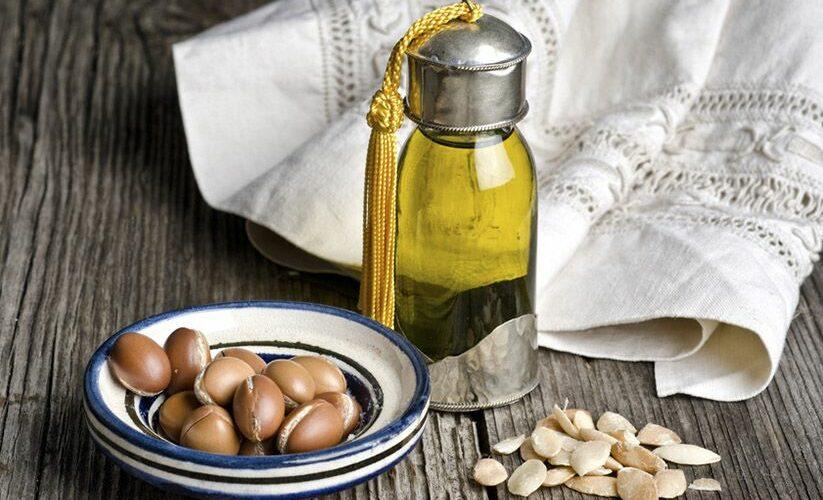 huile d'argan pour ma peau et mes cheveux