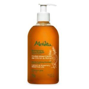 shampooing doux purifiant bio de MELVITA