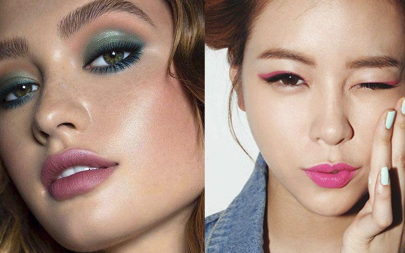 Maquillage pop, la tendance de l'été