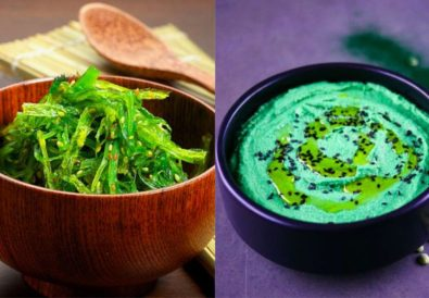 Les bienfaits des algues comestibles