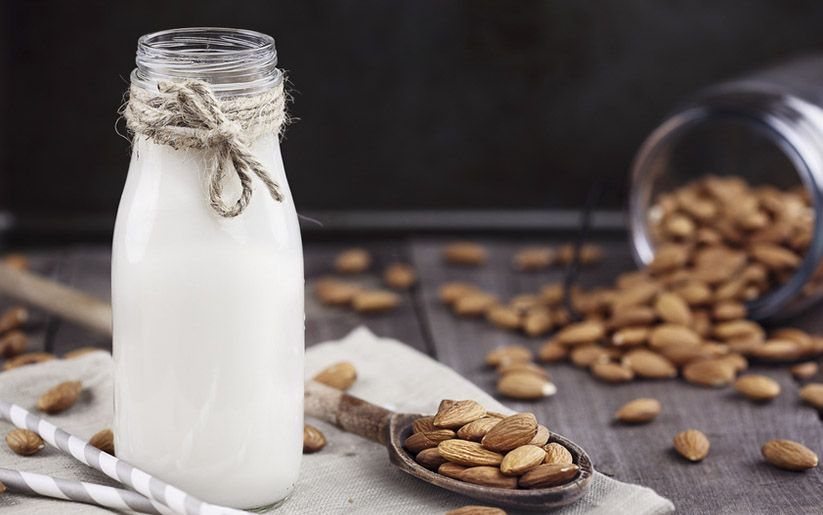 Bienfaits du lait d'amande
