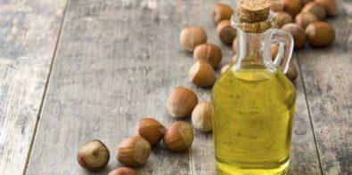 bienfait de l'huile végétale de noisette