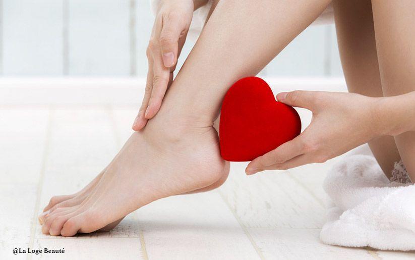 Astuces pour les jambes sèches