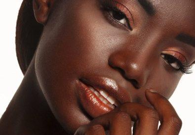 maquillage peau noire