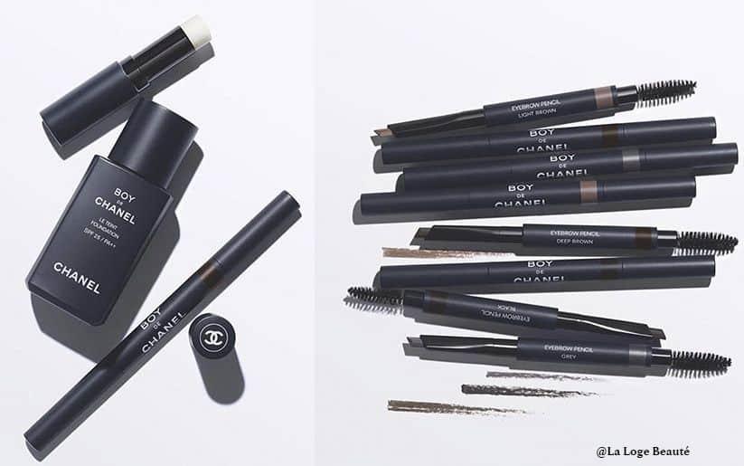 La première collection de maquillage homme Chanel