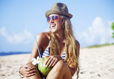 Eau de coco: ses vertus healthy