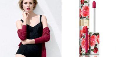 Dolcissimo, le nouveau rouge à lèvres de Dolce & Gabbana
