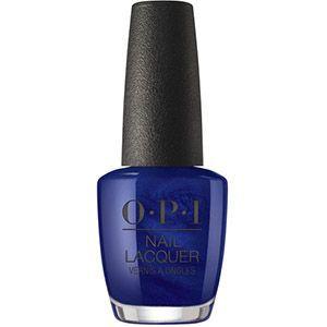 Verni bleu pétrole de O.P.I.