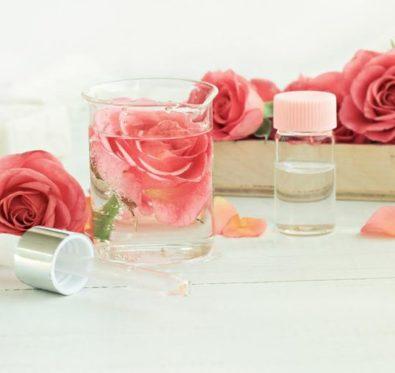 L'eau de rose et ses multiples vertus