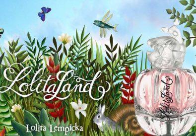 Lolitaland nouveau parfum de Lolita Lempicka