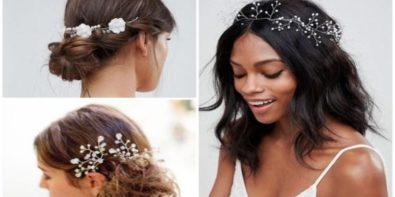 accessoires cheveux lequel choisir ? Crédit : Pinterest