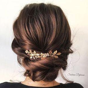 accessoires cheveux barrette Crédit : Pinterest