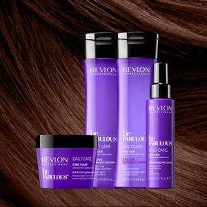 Be Fabulous pour cheveux fins, REVLON PROFESSIONAL