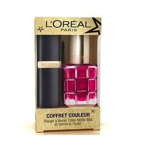 Coffret cadeau L'Oréal