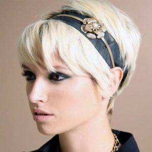 accessoires cheveux serre-tête épais Crédit : Pinterest