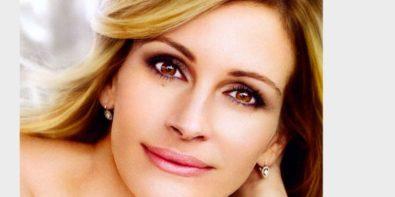 À vous le maquillage frais et sophistiqué de Julia Roberts