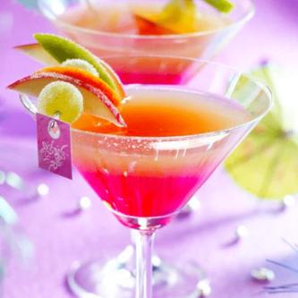 Zoom sur les cocktails les moins caloriques