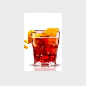 L'Americano, un des cocktails les moins caloriques