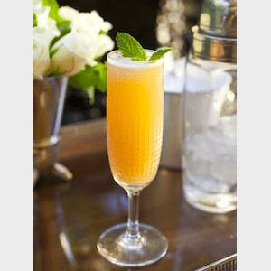 Le Mimosa, un des cocktails les moins caloriques