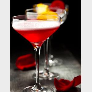 Le Vodka Martini, un des cocktails les moins caloriques