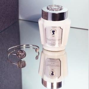 Crème Eternelle Jeunesse et bracelet Swarovski